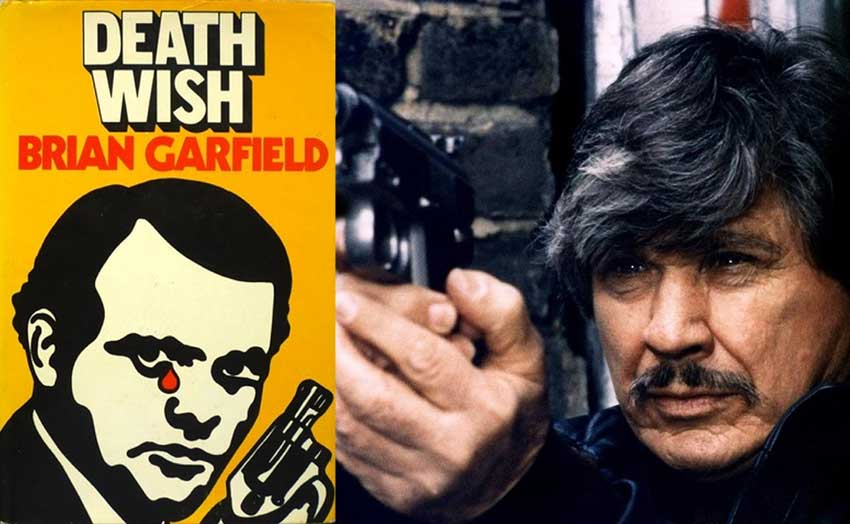 Death Wish Book Versus Movie