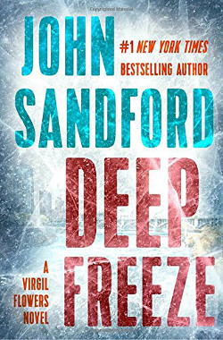 Review Deep Freeze By John Sandford