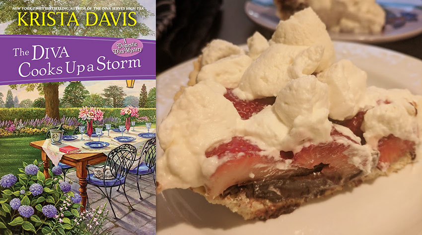 the diva takes the cake davis krista