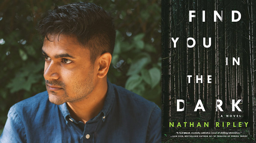 Q&A with Nathan Ripley, Author of Find You in the Dark - Criminal