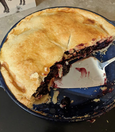 Cooking the Books: Cherry Pies & Deadly Lies by Darci Hannah