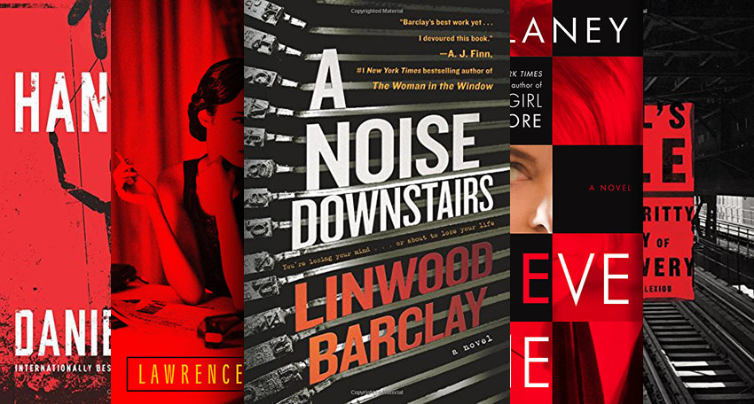 5 New Books to Read this Week: July 24, 2018 - Criminal Element