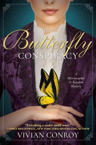 Review: The Butterfly Conspiracy by Vivian Conroy - Criminal