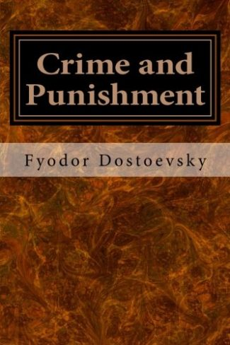 Cover of Crime and Punishment by Fyodor Dostoevsky