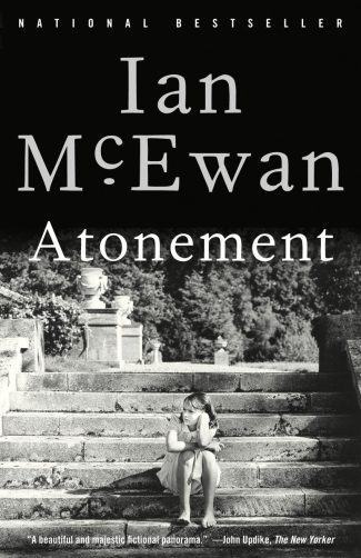 Cover of Atonement by Ian McEwan