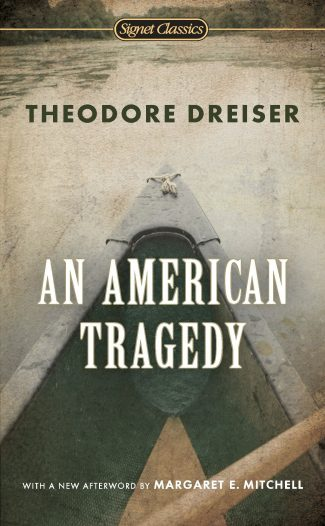 Cover of An American Tragedy by Theodore Dreiser