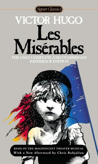 Cover of Les Miserables by Victor Hugo