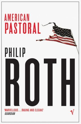 Cover of American Pastoral by Philip Roth