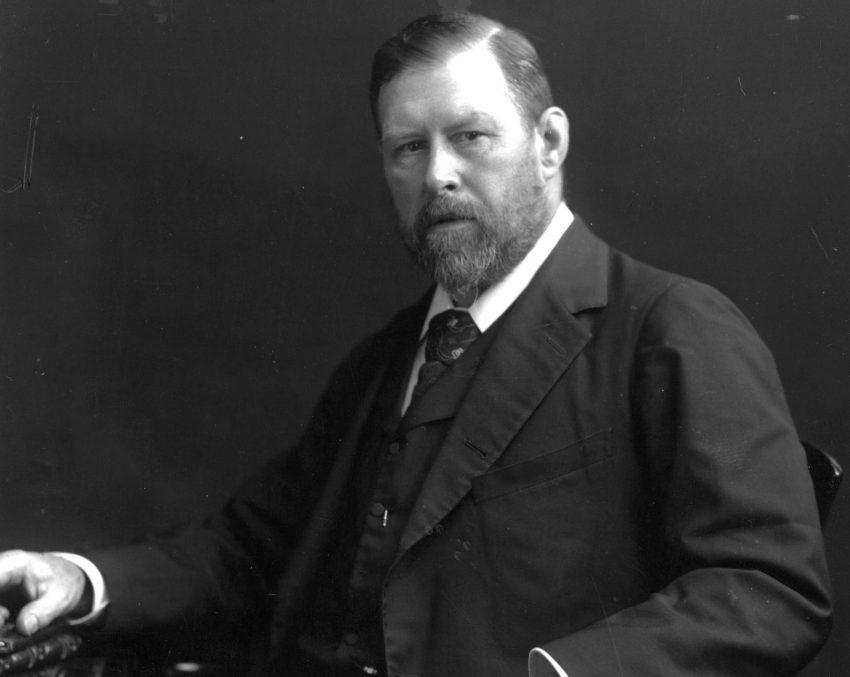 Bram Stoker, 1906