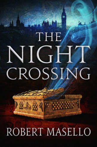 Cover of Robert Masello's <em>The Night Crossing</em>