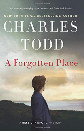 Cover of A Forgotten Place by Charles Todd