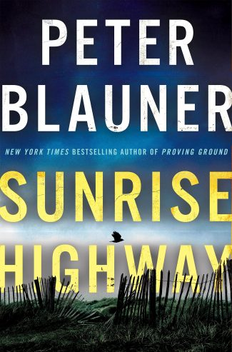Cover of Sunrise Highway by Peter Blauner