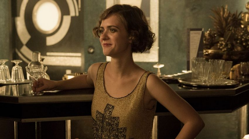 Liv Lisa Fries as Charlotte Ritter in Babylon Berlin; Photo: Frédéric Batier / X Filme