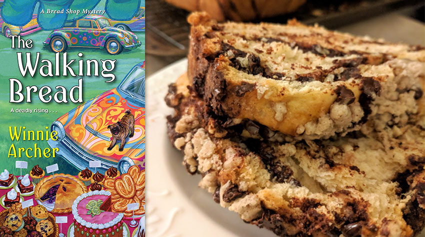 Cooking the Books: The Walking Bread by Winnie Archer