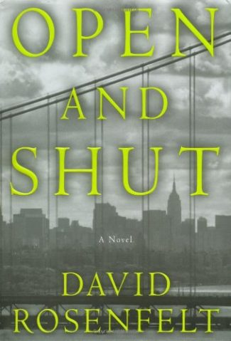 Cover of Open and Shut by David Rosenfelt