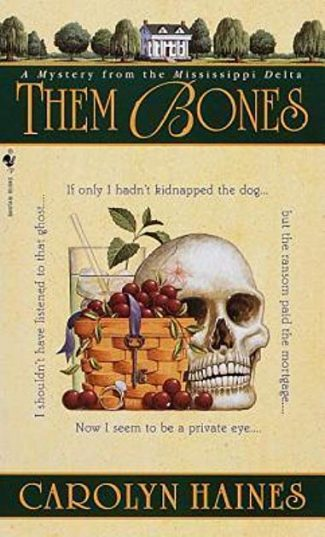 Cover of Them Bones by Carolyn Haines