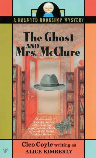 Cover for The Ghost and Mrs. McClure by Cleo Coyle