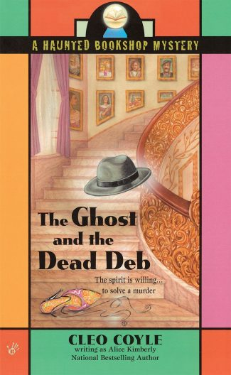 Cover for The Ghost and the Dead Deb by Cleo Coyle.