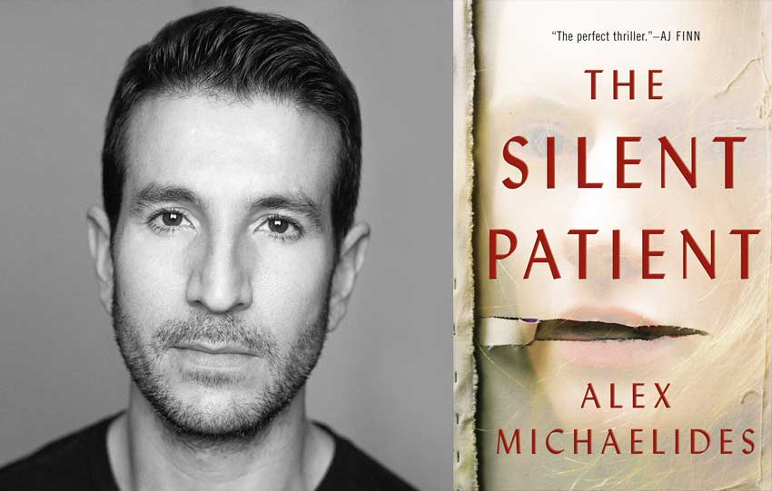 Alex Michaelides on Writing the Perfect Thriller - Criminal Element