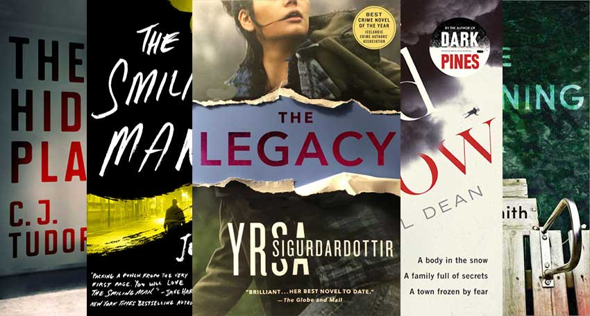 Crime By The Book's Best Reads: January 2019 by Abby Endler