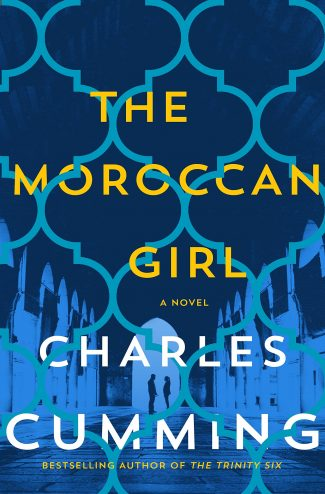 Cover for The Moroccan Girl by Charles Cumming.
