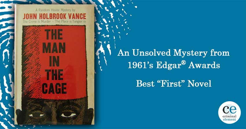 Jack Vance's Edgar Award: A Mystery Novel Wrapped in an