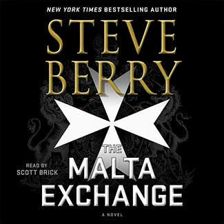 The Malta Exchange Audiobook