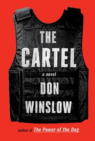 Cover of <i>The Cartel</i> by Don Winslow.