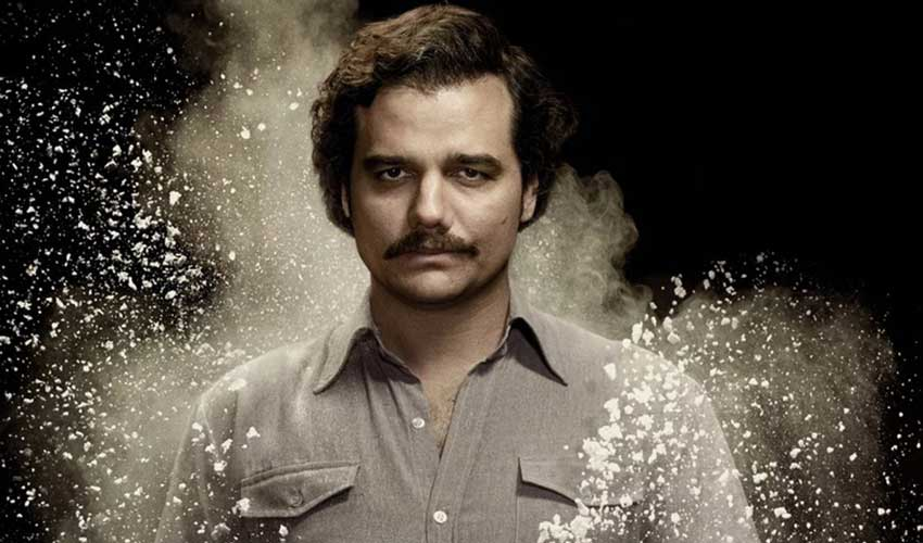 Promo photo for Netflix's Narcos.