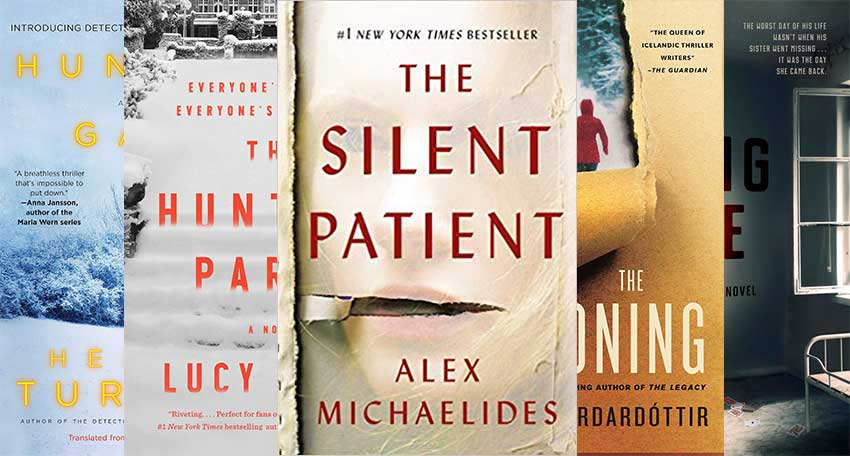 Crime By The Book's Best Reads: February 2019 by Abby Endler