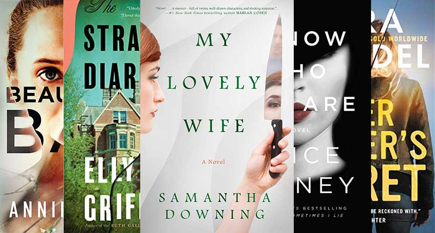 Crime By The Book's Best Reads: March 2019 by Abby Endler