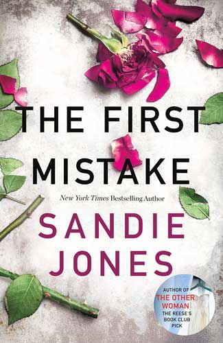 The First Mistake by Sandie Jones Review