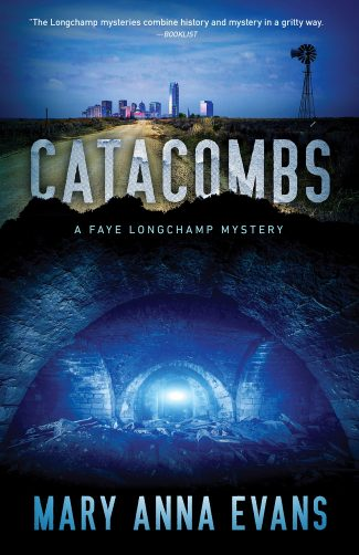 Catacombs by Mary Anna Evans