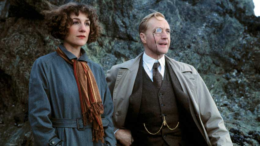Lord Peter Wimsey & Harriet Vane