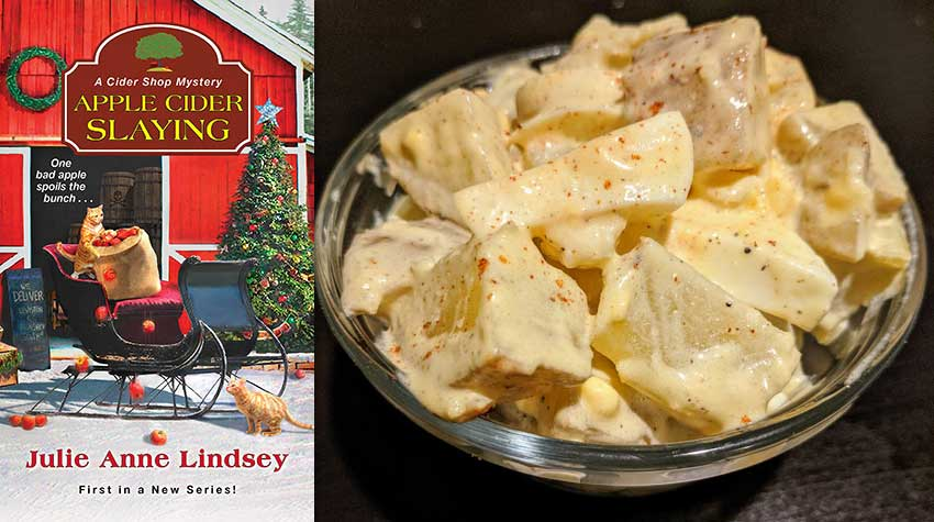 Cooking The Books Apple Cider Slaying By Julie Anne Lindsey