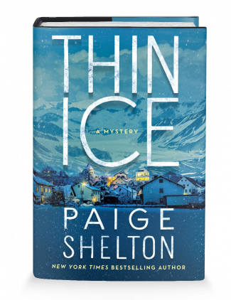 Book Review Thin Ice By Paige Shelton Criminal Element