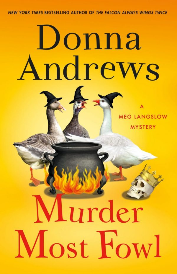 Murder Most Fowl Cover
